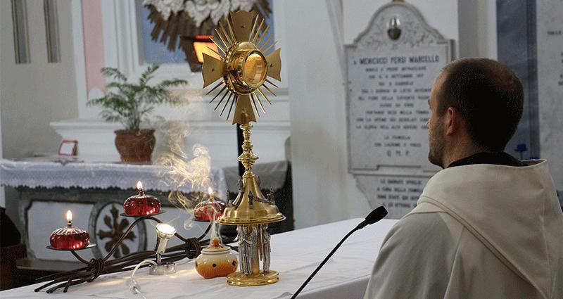 Adorazione Eucaristica (Giornata di spiritualità 18/02/2018)