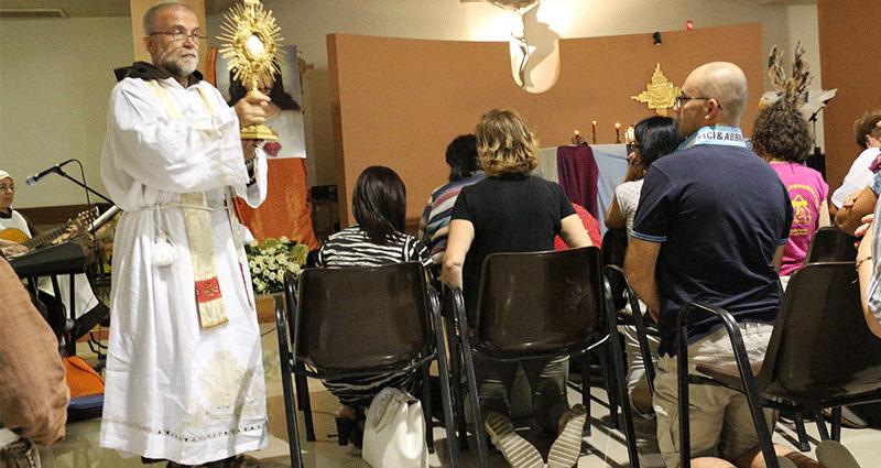 Adorazione Eucaristica 12.07.2018